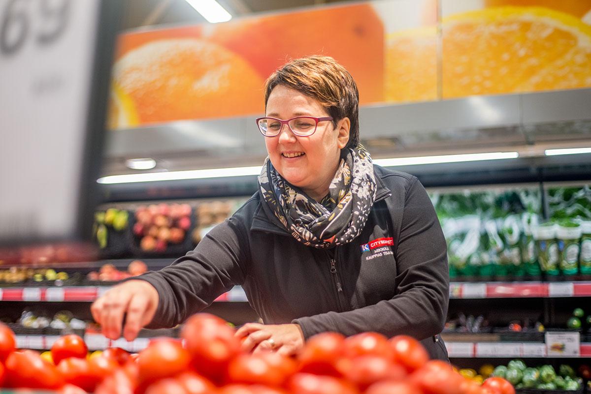 K Citymarket Mikkola