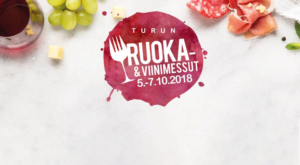 Munax on mukana Turun Ruokamessuilla – nähdään osastolla C/26