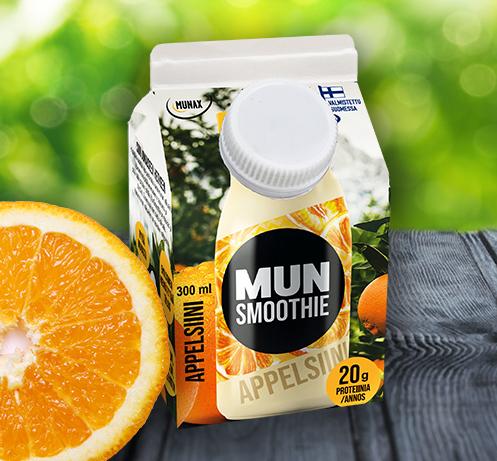 MunSmoothie appelsiini