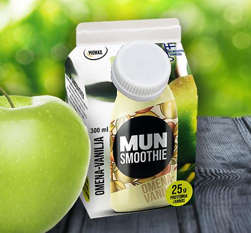 MunSmoothie omena-vanilja