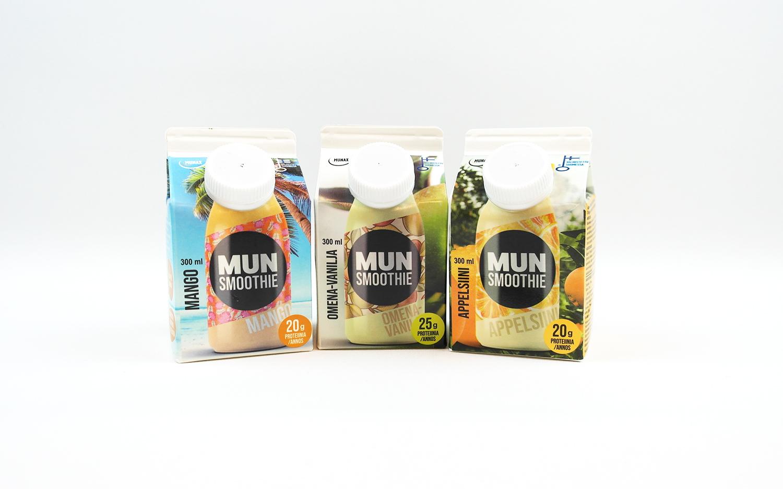 Munaxin valkuaissmoothien aluevaltaus ulkomaille – nyt myynnissä Hollannissa